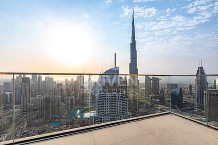 بنتهاوس 3 غرف نوم للبيع في وسط مدينة دبي، دبي - Triplex Penthouse