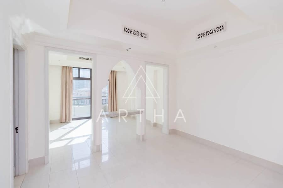 2 Exclusive | Bright Apartment | Palace Hotel view