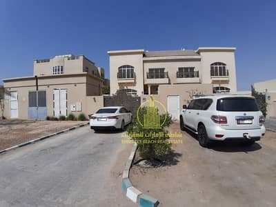 6 Bedroom Townhouse for Rent in Mohammed Bin Zayed City, Abu Dhabi - Townhouse Villa with Private Entrance in MBZ City