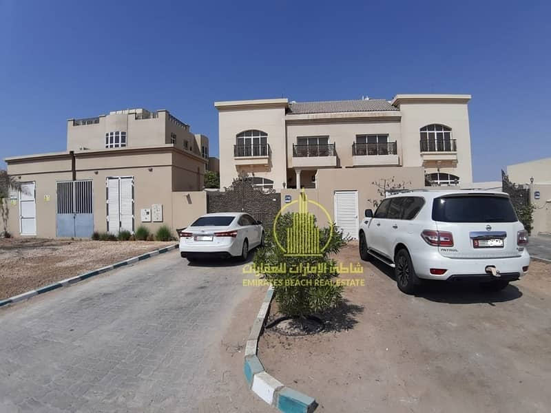 Townhouse Villa with Private Entrance in MBZ City