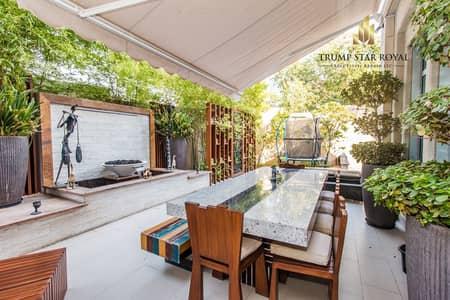 فیلا 3 غرف نوم للايجار في دبي مارينا، دبي - Upgraded | 3Br+Maid Villa | EMAAR Six