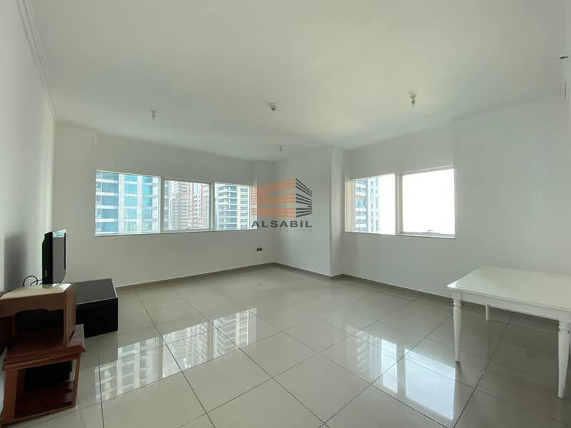 2BR & free AC & 1month free & with Balcony in Marina Pinnacle