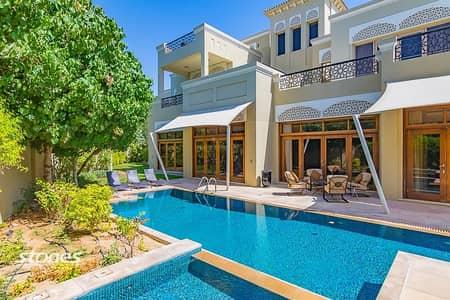 6 Bedroom Villa for Sale in Al Barari, Dubai - Furnished upgraded villa with swimming pool