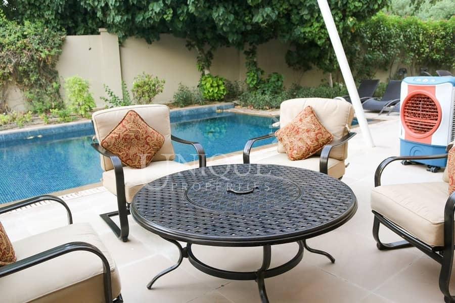 20 Massive 6 bedroom Villa for Sale in Al Barari