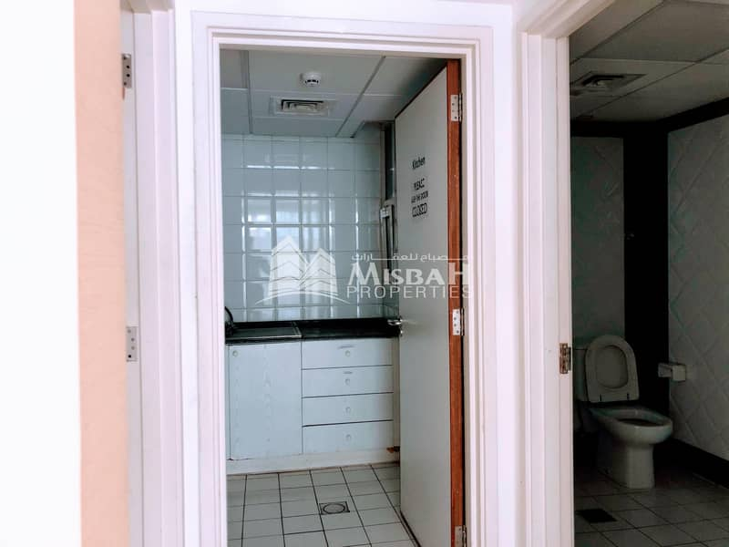 12  1732 sq.ft Fitted Office in Garhoud