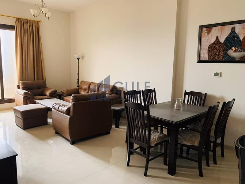 1 MONTH FREE |Fully Furnished + Balcony| Open View