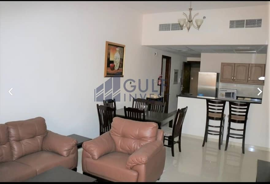 2 1 MONTH FREE |Fully Furnished + Balcony| Open View