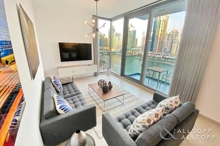 1 Bedroom Flat for Sale in Dubai Marina, Dubai - Exclusive | 1 Bed | Marina View | Resale