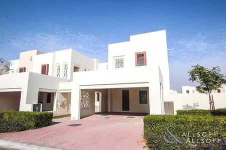 3 Bedroom Townhouse for Rent in Reem, Dubai - Corner Villa   3 Bedrooms   Close To Pool