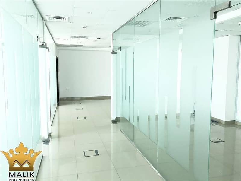 2 TECOM | FITTED OFFICE | AC FREE