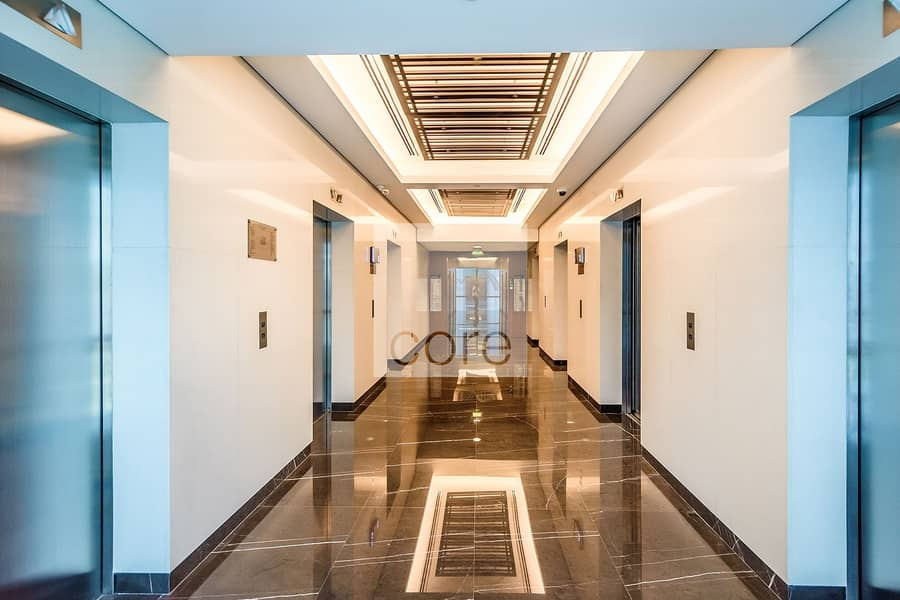 10 Fitted and Furnished Office | Low Floor