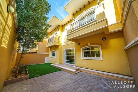 تاون هاوس 3 غرف نوم للبيع في مدينة دبي الرياضية، دبي - Three Bed Plus Maids | Low Price | Rented