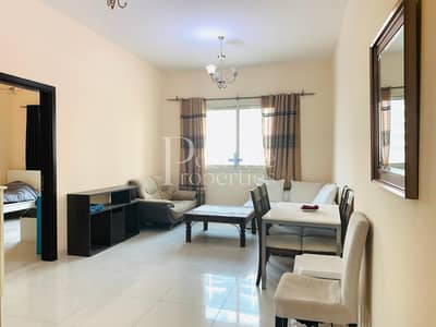 FULLY FURNISHED TWO BED ROOM APRTMNET IN SPORTCITY