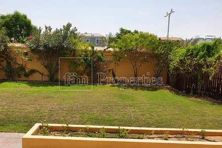 فیلا 3 غرف نوم للايجار في دبي لاند، دبي - Single Row I Semi-Detached Andalusian Style