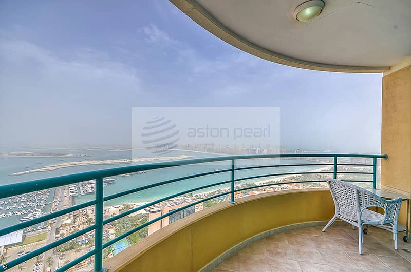 10 A Must See ! | 3 BR+M | Full Sea View | Vacant Now