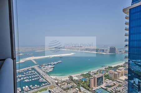 2 Bedroom Apartment for Sale in Dubai Marina, Dubai - Exclusive| 2 BR Apartment| High Floor| Rented Unit