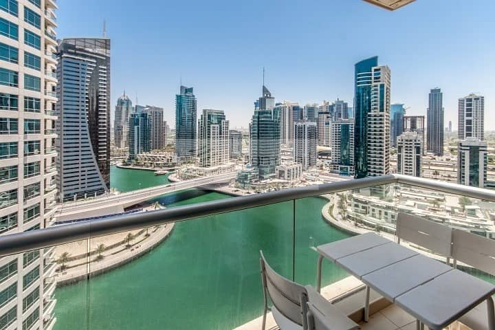 Marina View | Ready to Move in |  Fully Furnished