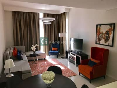1 Bedroom Flat for Sale in DAMAC Hills (Akoya by DAMAC), Dubai - Fully Furnished | Golf Course View