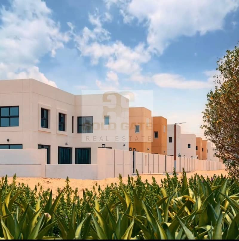 2 3 Bedroom In The First Gated Community Sharjah Sustainable City