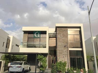 6 Bedroom Villa for Sale in DAMAC Hills (Akoya by DAMAC), Dubai - Exclusive | Fendi Villa | Near Completion