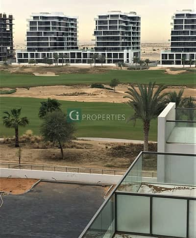 Studio for Sale in DAMAC Hills (Akoya by DAMAC), Dubai - Large Studio| Golf Course View | Rented
