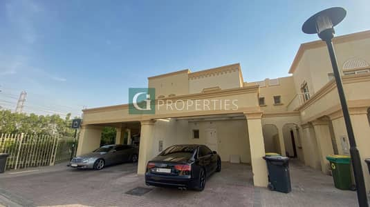 2 Bedroom Townhouse for Sale in The Springs, Dubai - Single Row | Type 4M - End Pocket| Landscaped Plot