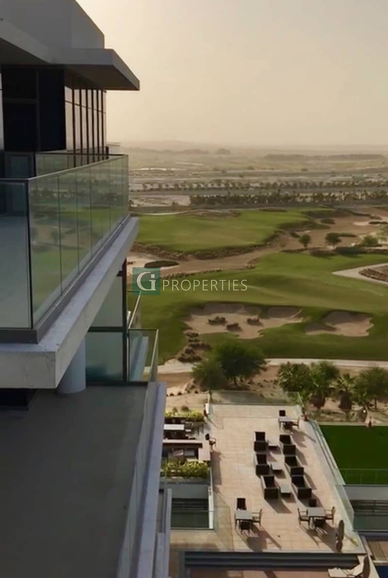 2 Golf Course View | High Floor | Fully Furnished