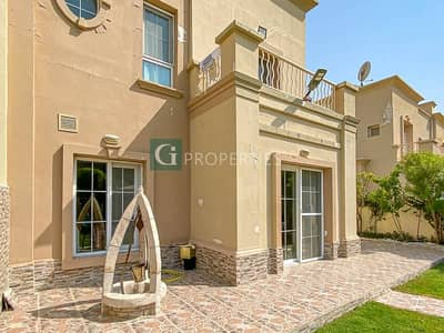 3 Bedroom Townhouse for Sale in The Springs, Dubai - Full landscaped 3E For Sale | Spacious Garden