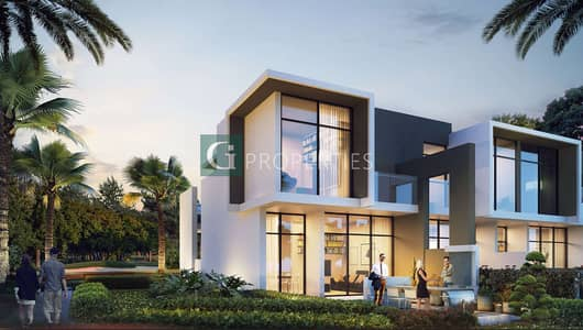 3 Bedroom Townhouse for Sale in Akoya Oxygen, Dubai - Brand New 3 BHK + Maid