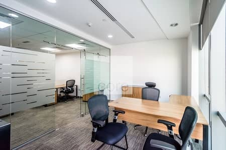 Office for Rent in DIFC, Dubai - All Inclusive | Fitted and Furnished Office