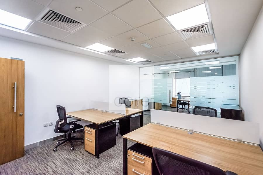 2 All Inclusive   Fitted and Furnished Office