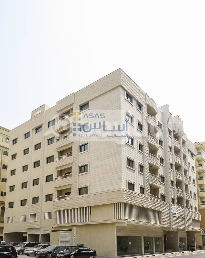 EXCLUSIVE OFFER FOR 2 BEDROOM APARTMENTS WITH 1 MONTH FREE  & 1  FREE PARKING IN ASAS Q4 BUILDING