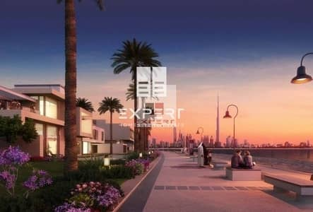 WOw deal On the park square plot pearl jumerah 1