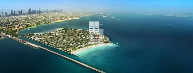2 WOw deal On the park square plot pearl jumerah 1