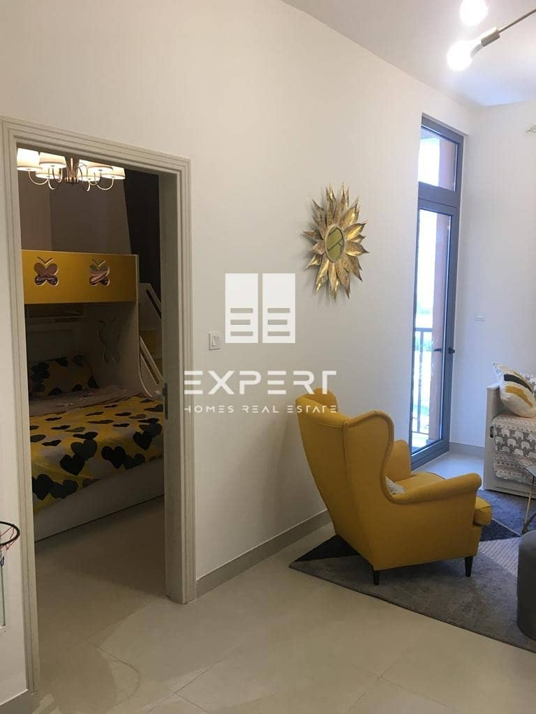 2 Bright and beautiful 1BHK|Best Price| for rent in Afnan 3