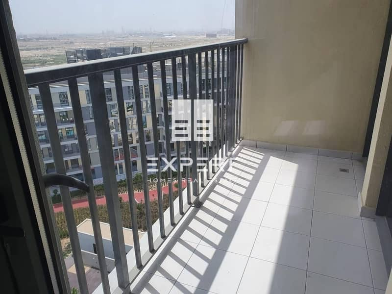 11 Amazing open kitchen 1BR in Afnan 4|Rent|