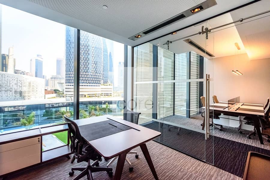 Available Fully Fitted Office | Low Floor