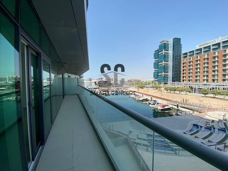 18 4 Payments |Marina View | Huge Balcony