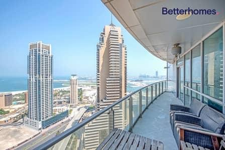 Unfurnished|Marina And Sea View | Vacating Soon