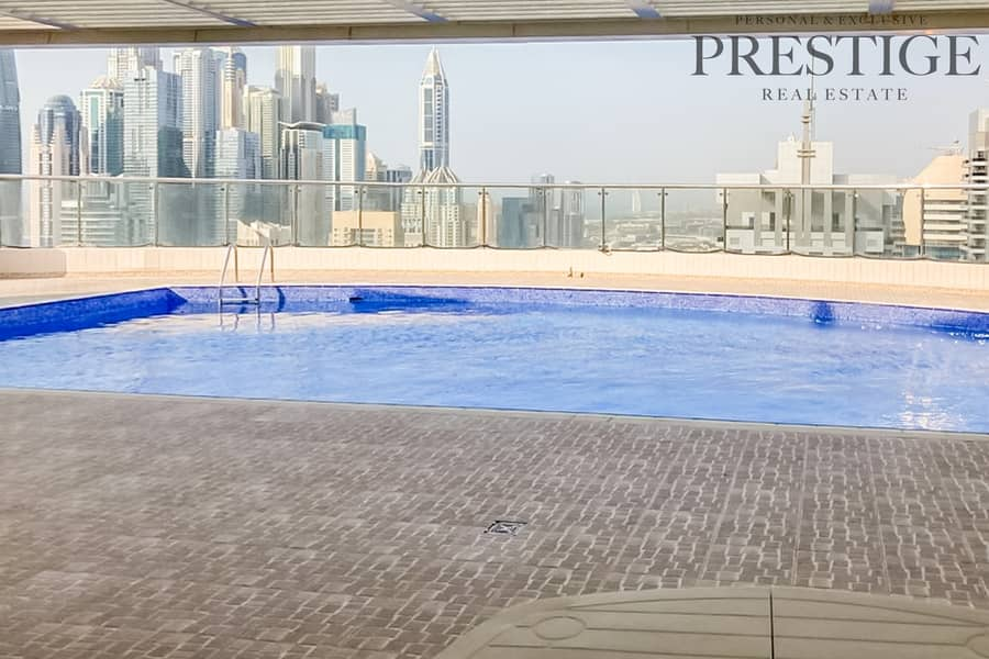 18 Chiller Free I Spacious Studio Apartment in Al Waleed Paradise for Rent