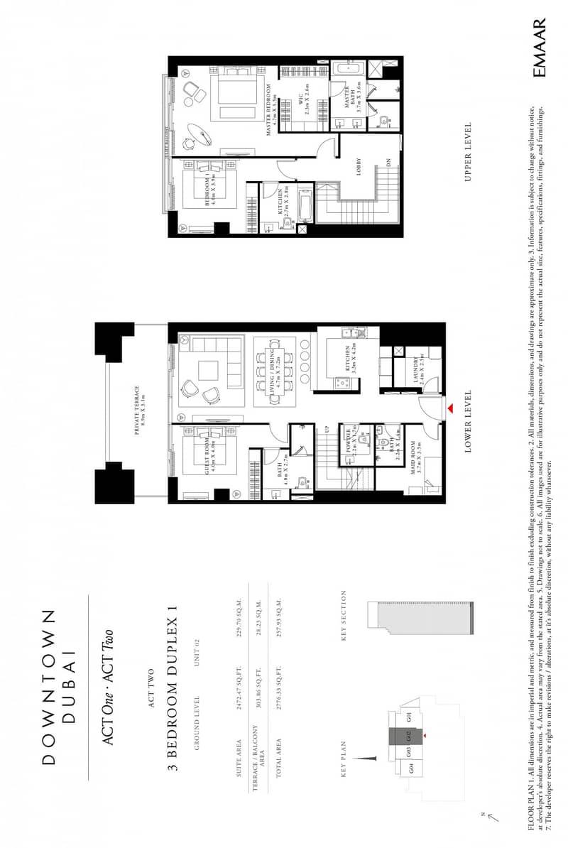 10 Huge Podium Villa with Private Terrace