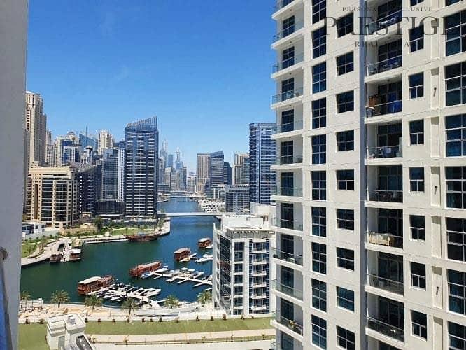 10 1 Bed DEC tower | Partial Marina/Sea View