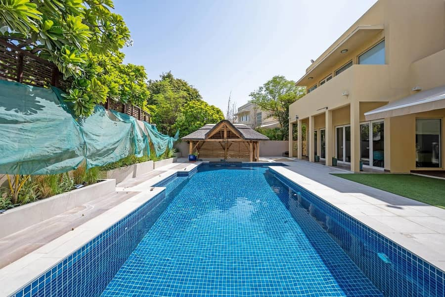 30 Unique Show Home Style 5 Bed Villa | Private Pool