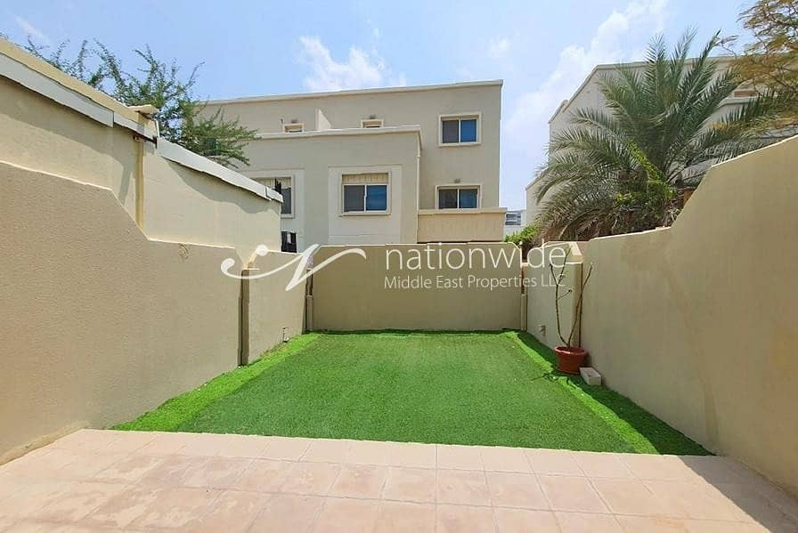 15 Vacant! Double Row 2 BR Arabian Villa In Al Reef