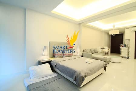 Studio for Rent in Sheikh Zayed Road, Dubai - Pay Monthly Fully  furnished studio SZR