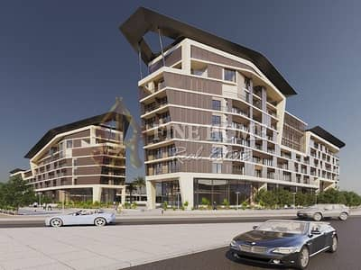 1 Bedroom Apartment for Sale in Masdar City, Abu Dhabi - Move in to a Brandnew Modern 1BR Apartment