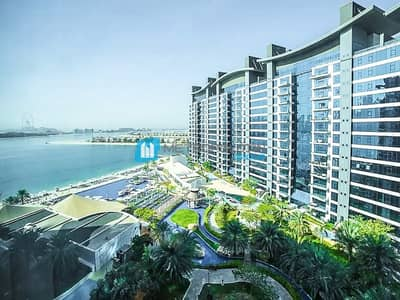 3 Bedroom Apartment for Sale in Palm Jumeirah, Dubai - Sea View | Beach Access |Upgraded Unit | Mid Floor