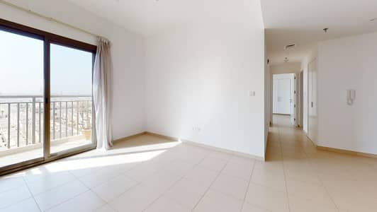 2 Bedroom Flat for Rent in Town Square, Dubai - Balcony | 1