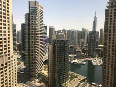 شقة 2 غرفة نوم للبيع في جميرا بيتش ريزيدنس، دبي - Beautiful 2BR with marina view in Rimal 4 for sale