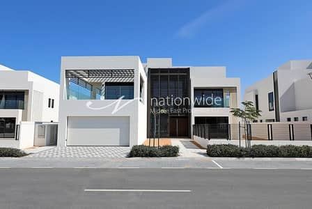فیلا 4 غرف نوم للبيع في جزيرة السعديات، أبوظبي - A Modern 4 BR Villa In Jawaher Saadiyat Island